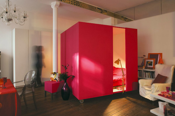 bombilladesign: The Bed Cube