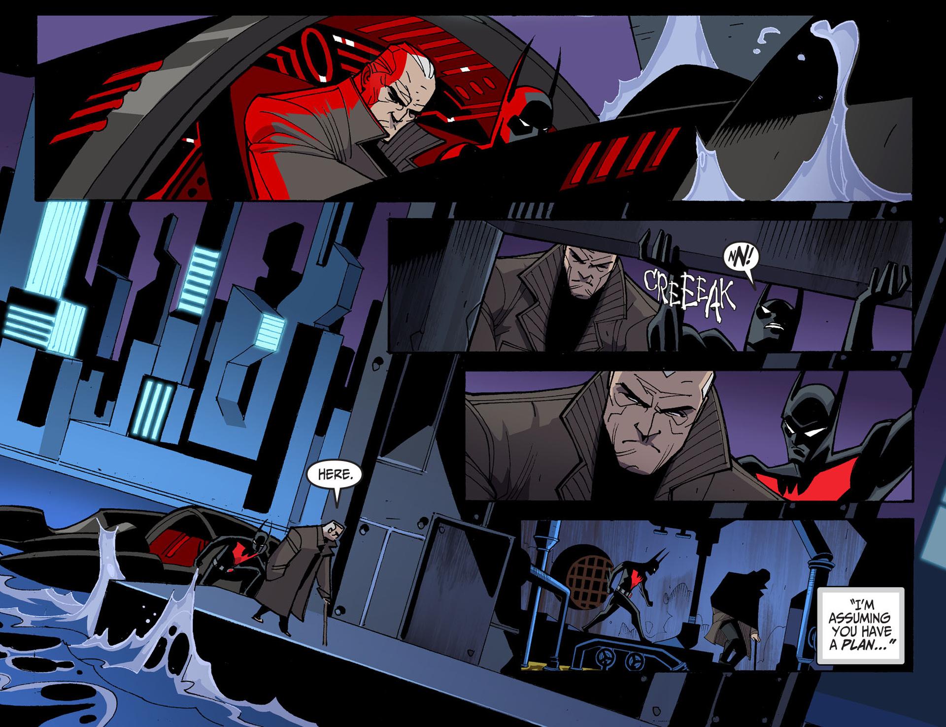 Batman Beyond 2.0 #11 #30 - English 8