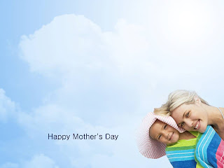 Mother's Day PowerPoint template 008B
