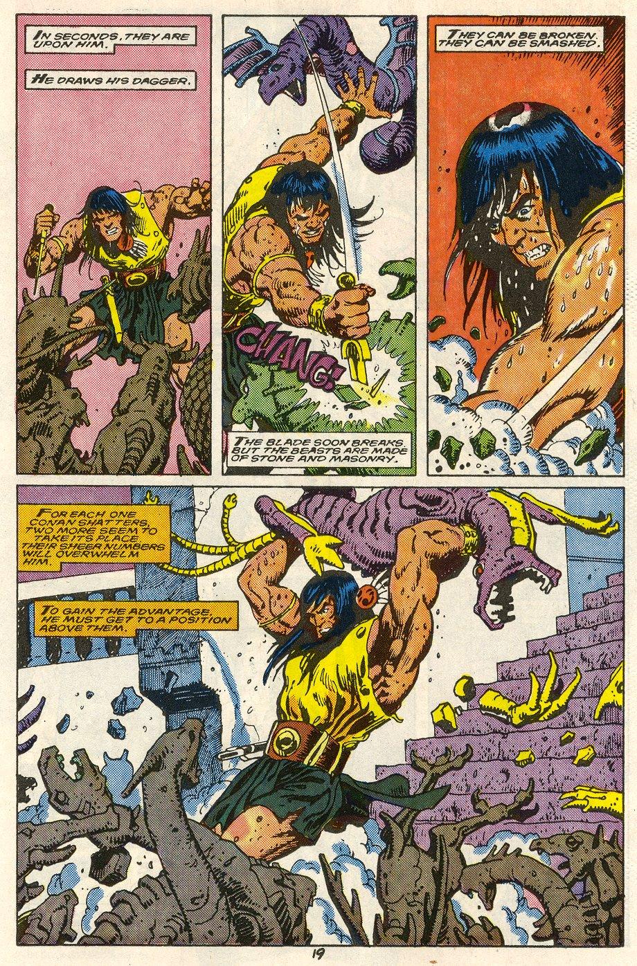 Conan the Barbarian (1970) Issue #214 #226 - English 16