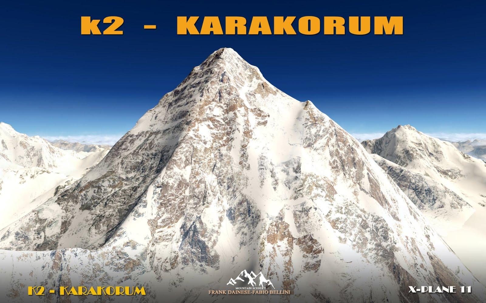 K2 - Karakorum