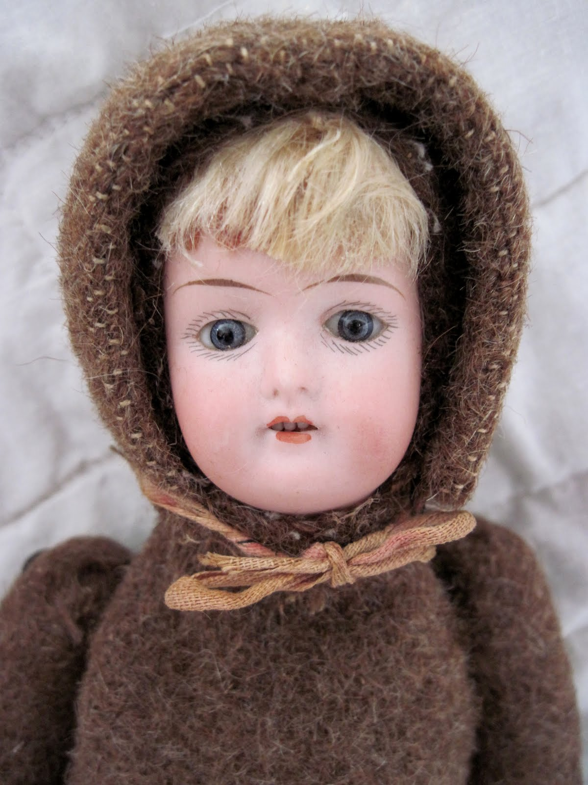 Tracy S Toys And Some Other Stuff Antique Snow Baby Doll