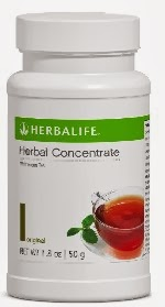 thermojetic herbal tea concentrate