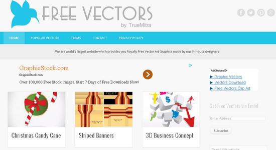 Situs Penyedia Vector Gratis Free Vectors