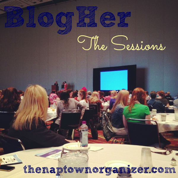 BlogHer13 Recap - The sessions & parties