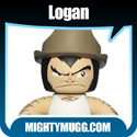 Logan Marvel Mighty Muggs Wave 6 Thumbnail Image 2 - Mightymugg.com