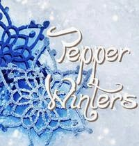Romance Author Pepper Winters, Snowflakes