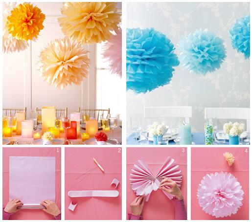 Как украсить комнату для дня рождения девочки  260