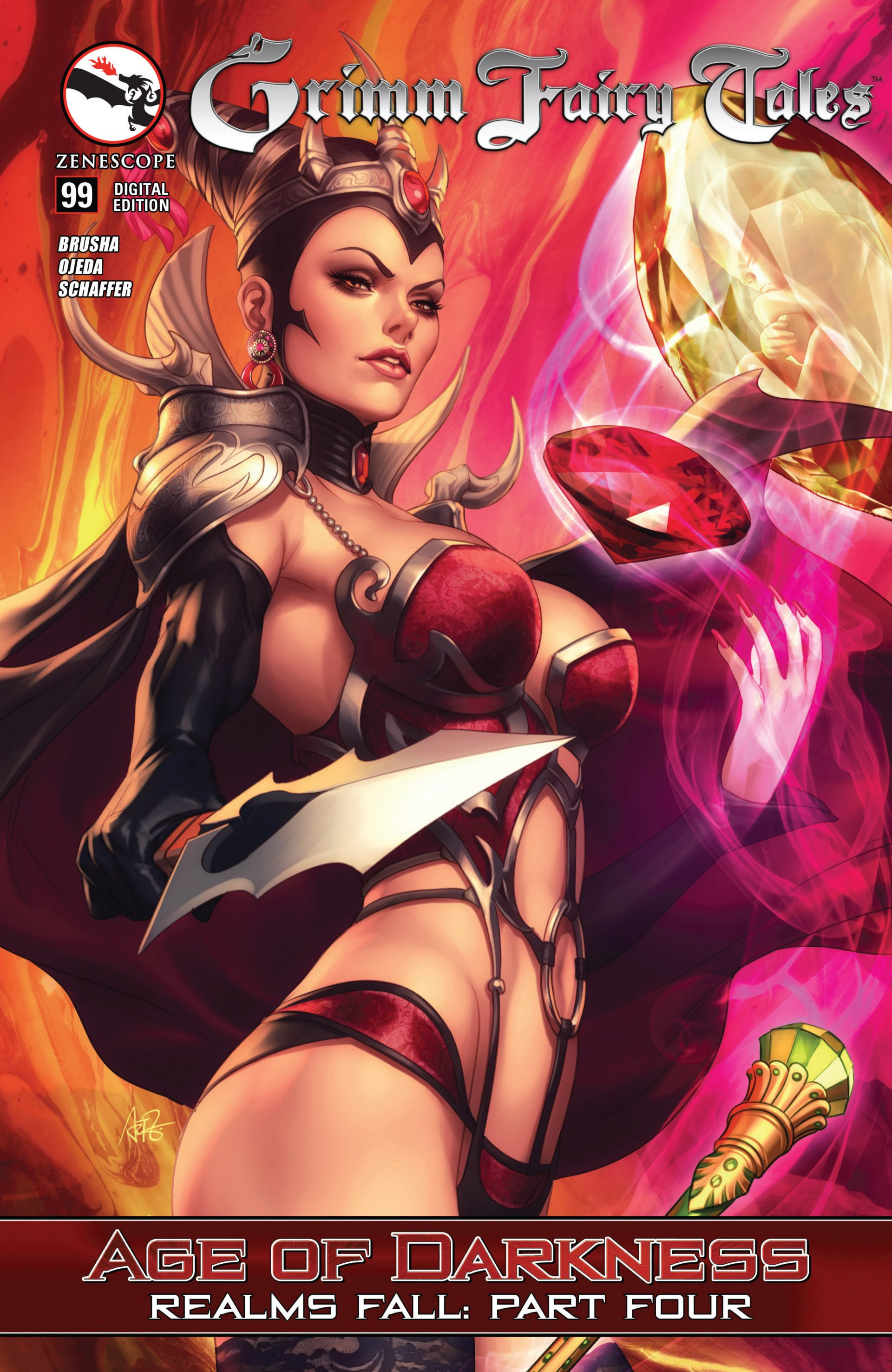 Grimm Fairy Tales (2005) Issue #99 #102 - English 1