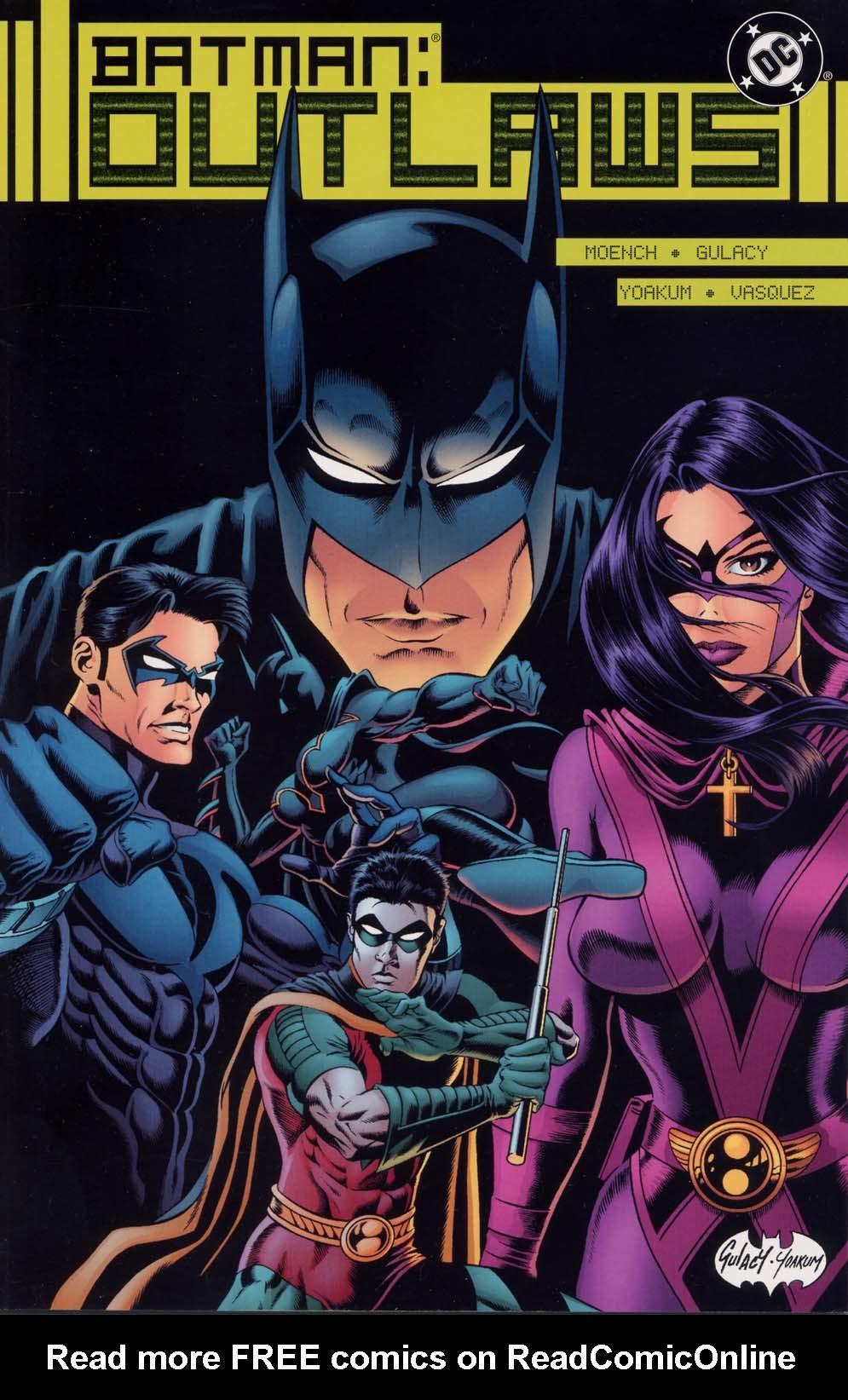 Batman: Outlaws 3 Page 1