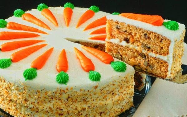 The Carrot Cake (Bánh Cà Rốt)
