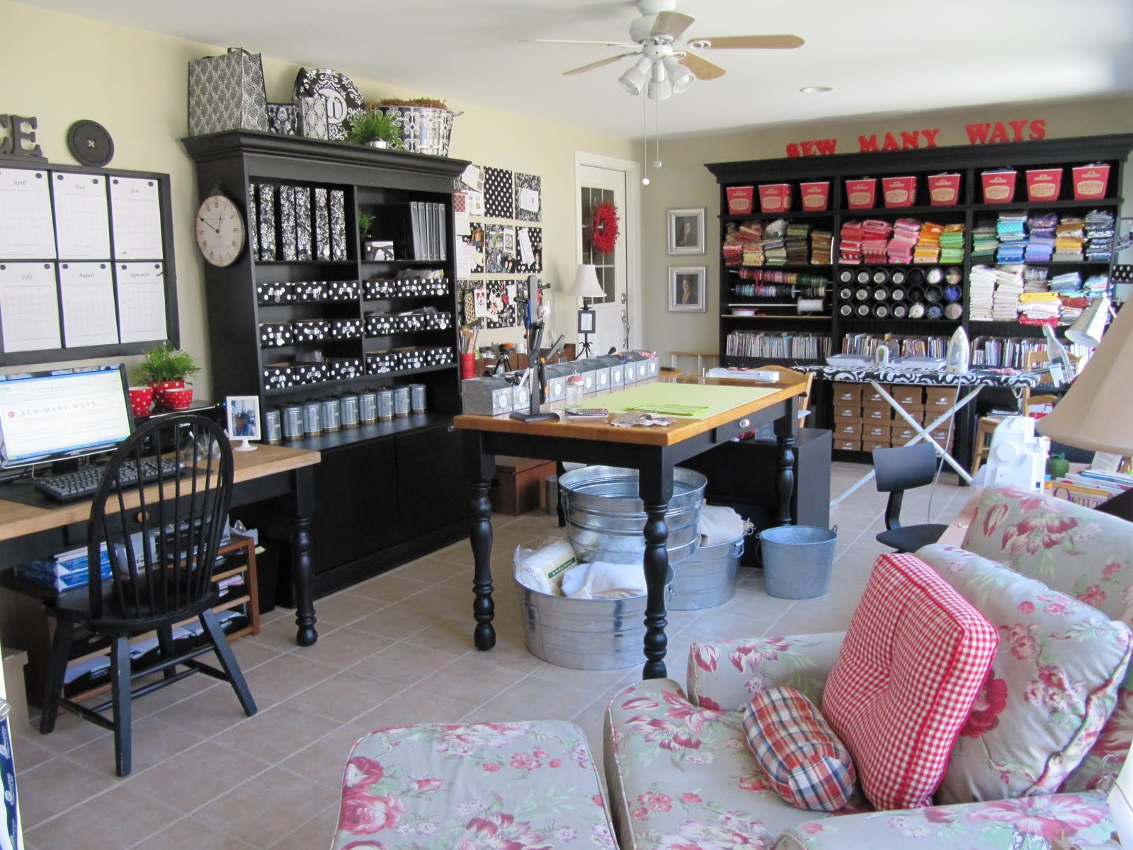 Erika 39 S Chiquis Sewing Room Inspiration