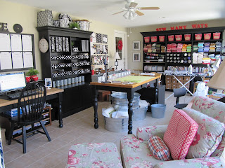 Sew Many Ways SewingCraft Room Ideas and Updates