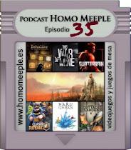 Homo Meeple. NOVEDAD!!