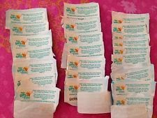 Unused Pampers Codes