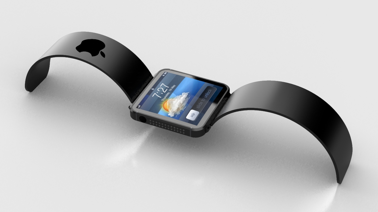 "Apple filed a request to register the trademark ""iWatch"" in Japan"