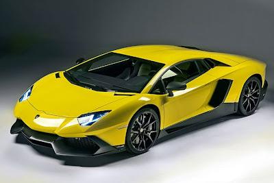 Lamborghini Aventador LP720-4 50