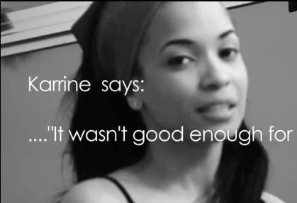 Karrine%252Bsays Karrine Steffans Bathroom Video Confessions. Thanks to Karrine Steffans' new