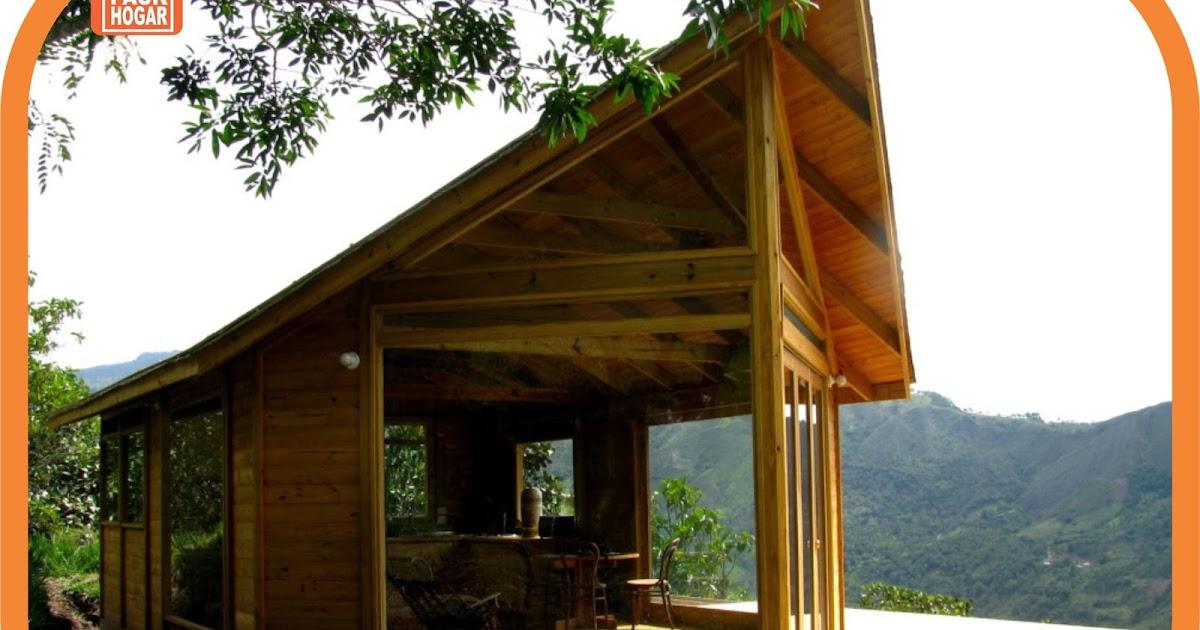 Casas de madera prefabricadas para campo selva peru - Casetas de campo prefabricadas ...