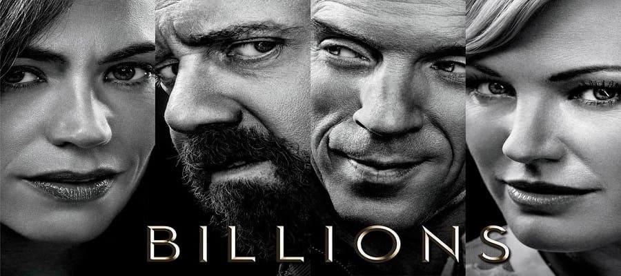 Billions - 2ª Temporada Torrent Imagem