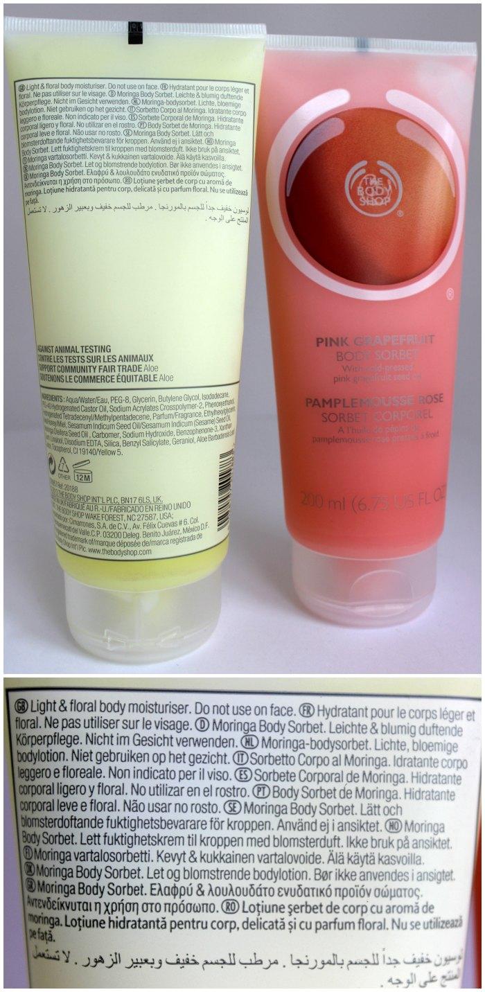 Sorbete Hidratante - Sorbete Hidratante