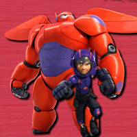 Big Hero 6 Hidden Letters Games - Games Big Hero 6