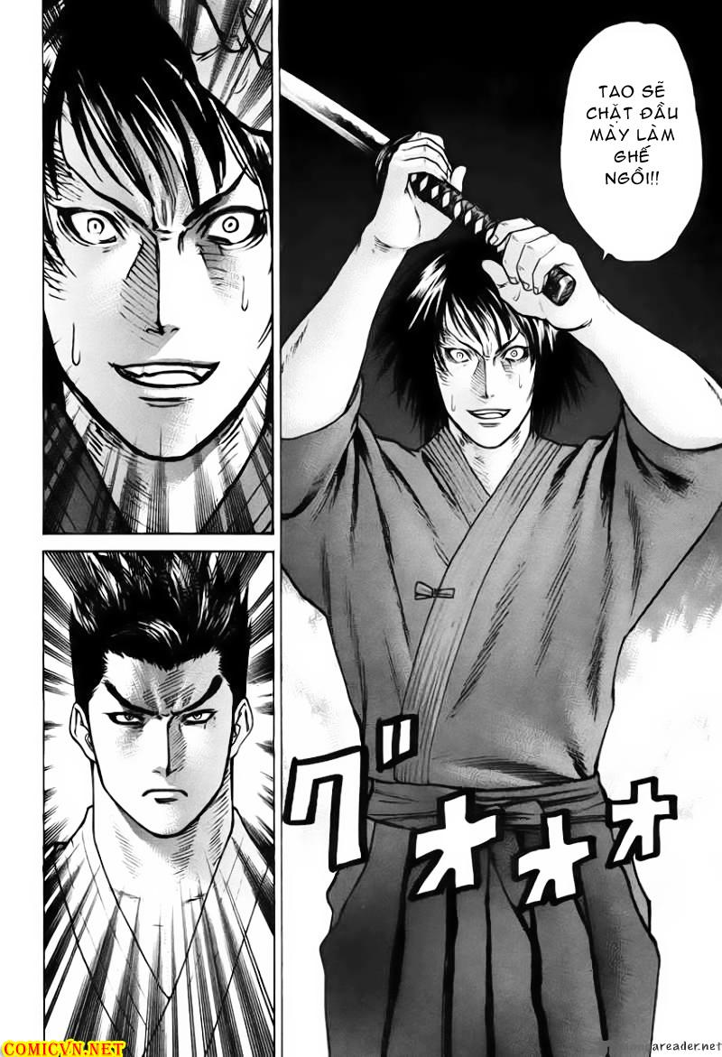 Karate Shoukoushi Kohinata Minoru chap 27 Trang 11
