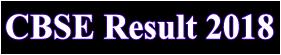 CBSE Result 2018