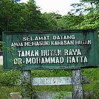 Wisata Taman Raya Bung Hatta