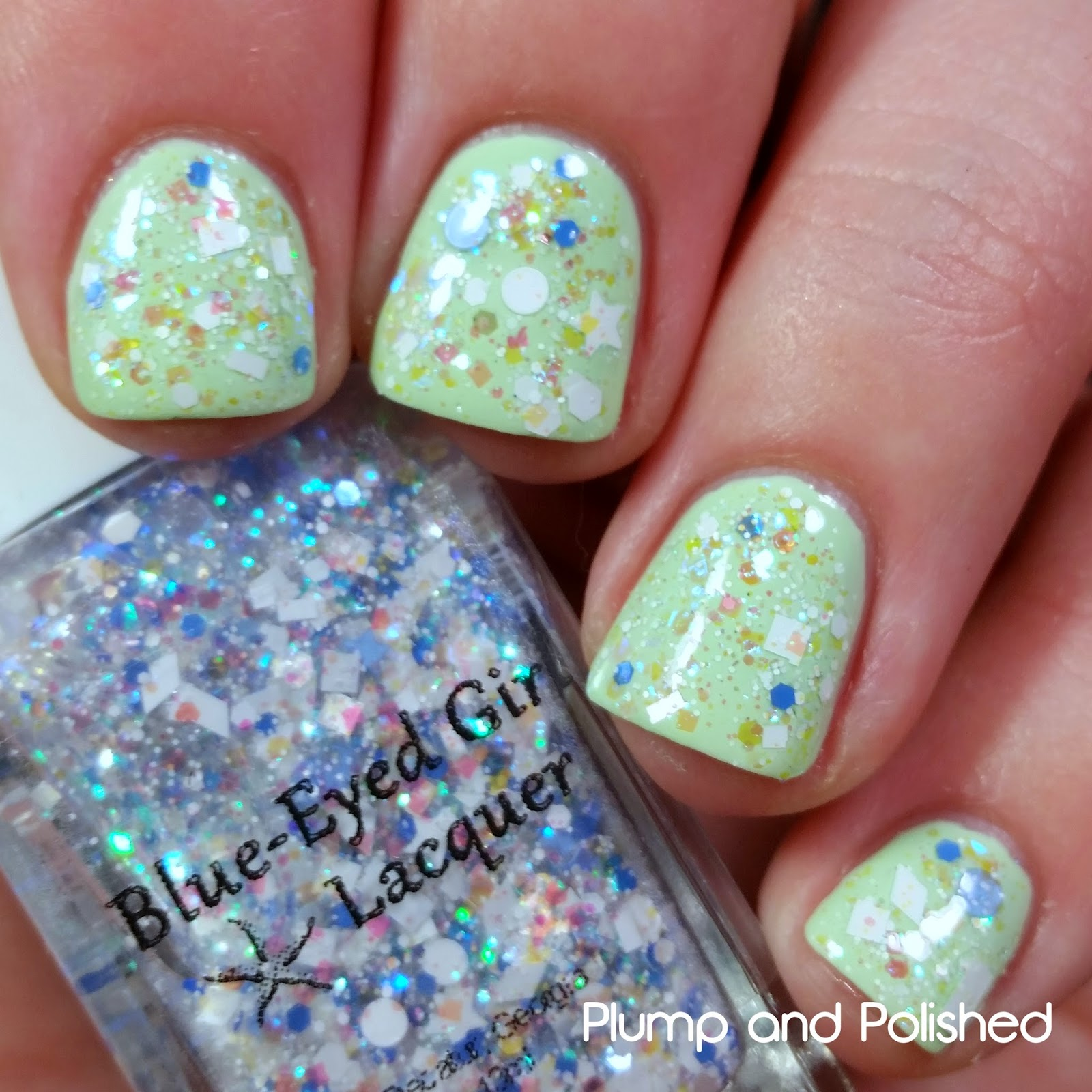 Blue-Eyed Girl Lacquer - Siren Sweetheart