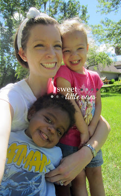 It's the Little Things: Life Lessons Learned from My Kids - www.sweetlittleonesblog.com @sweetlittle1s