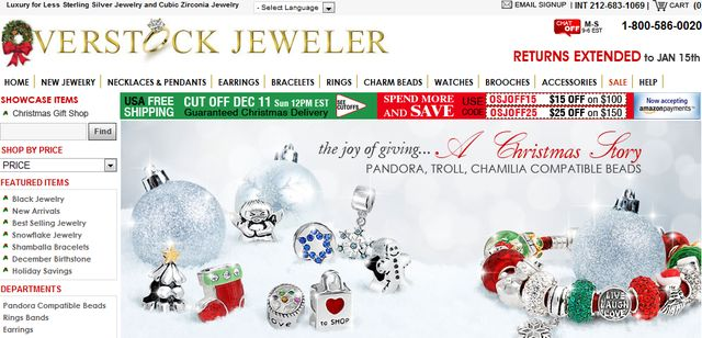 Christmas Gift Ideas for Gothic at Overstock Jeweler