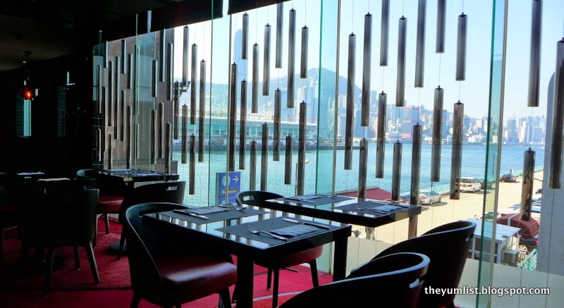 LE CAFÉ de Joël Robuchon, Harbour City, Hong Kong