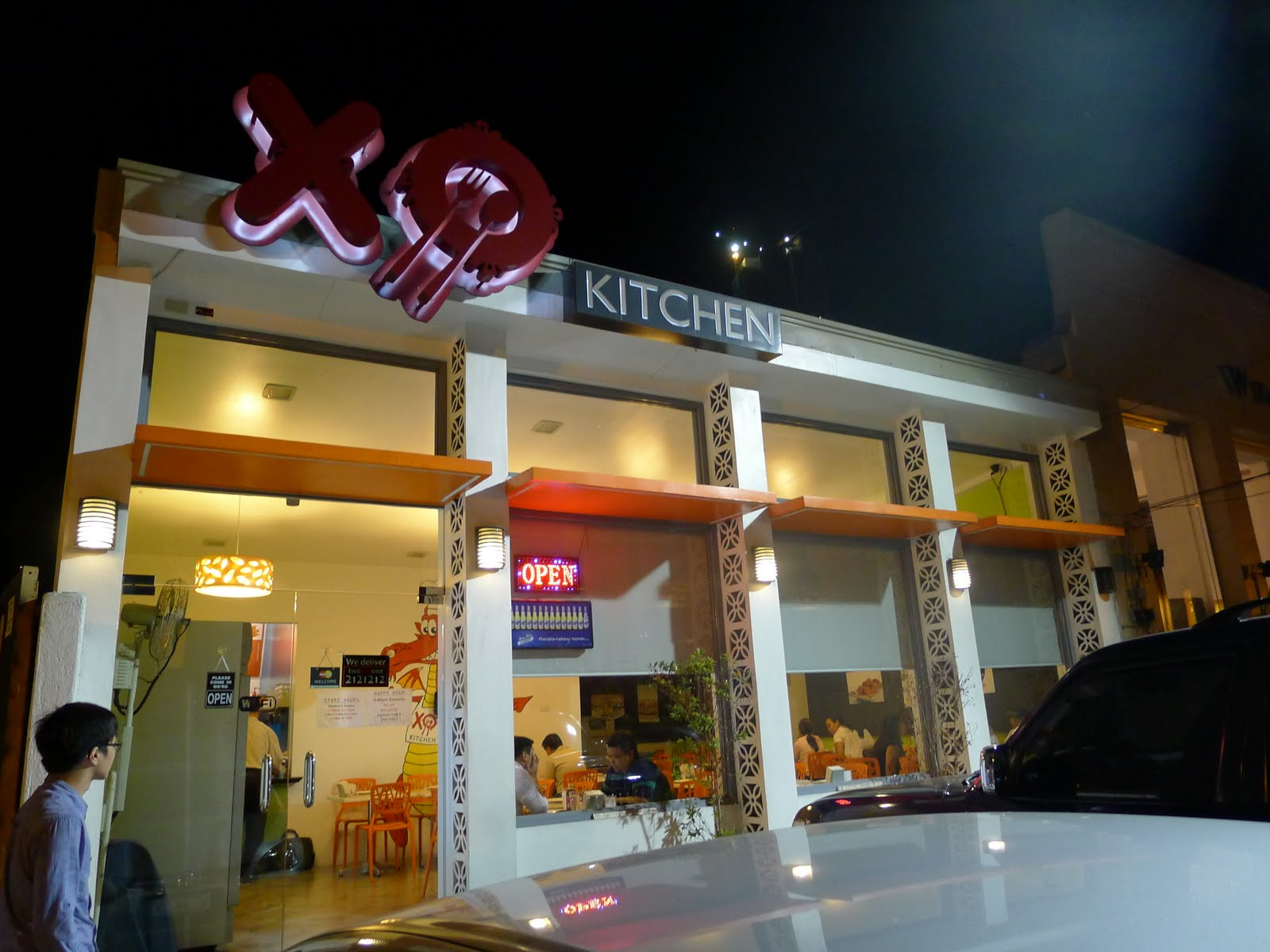 xo kitchen seems a high class restaurant from outside - Xo Kitchen