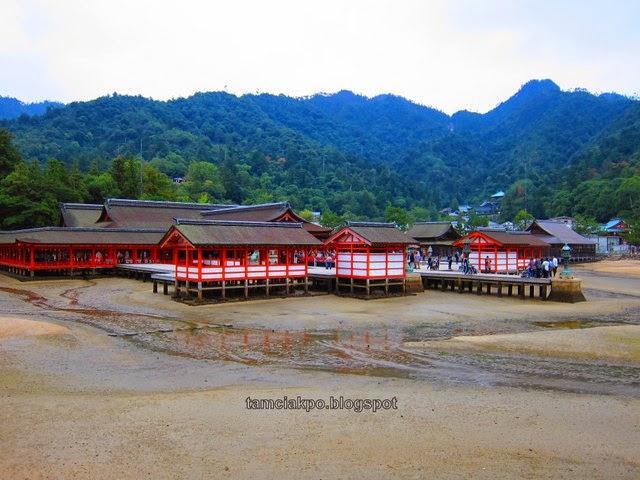 Japan Trip : Miyajima island