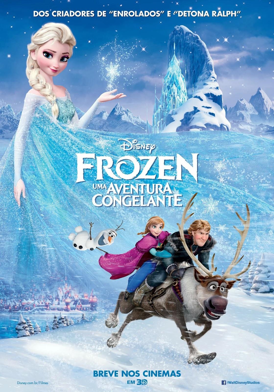Download Frozen Uma Aventura Congelante