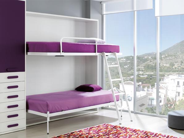 Trenes y camas abatibles azor muebles de castellon - Muebles en castellon ...