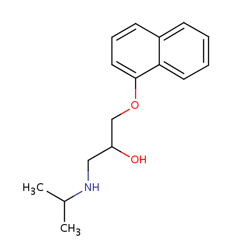 Obat Propanolol (Propranolol)