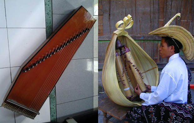 Contoh Alat Musik Melodis Tradisional