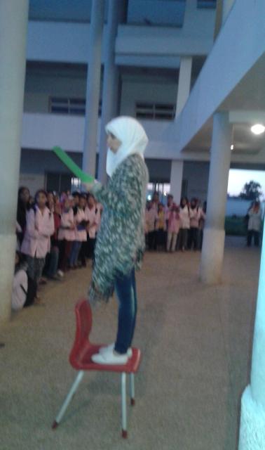 سلا: في جو وطني، ثانوية عبد العزيز أمين الإعدادية تخلد الذكرى الأربعين للمسيرة الخضراء