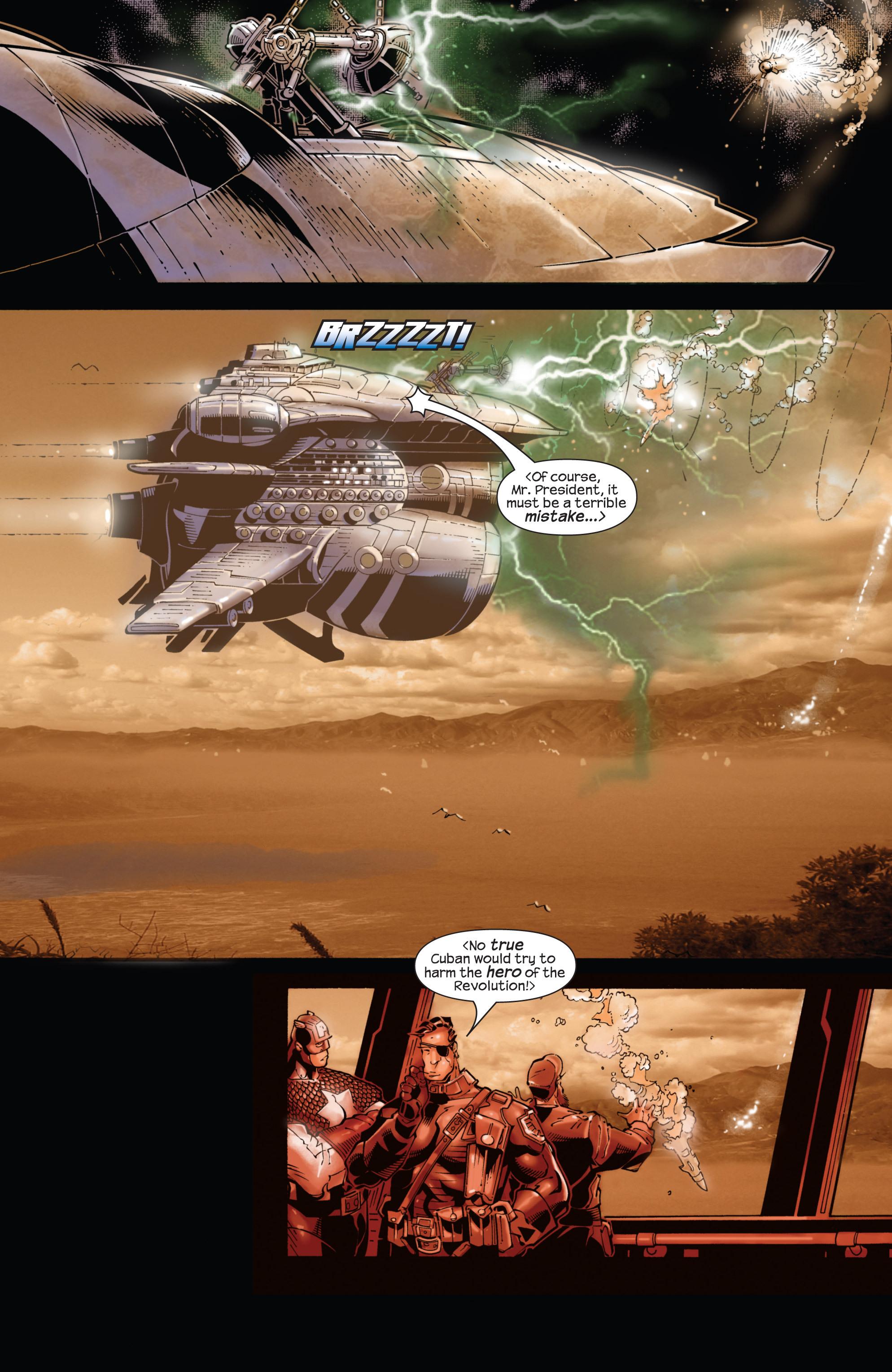 Captain America (2002) Issue #24 #25 - English 4