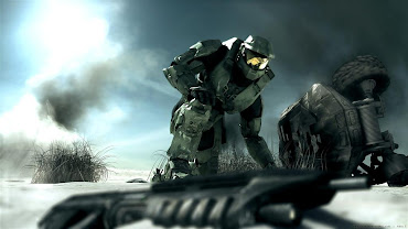 #30 Halo Wallpaper