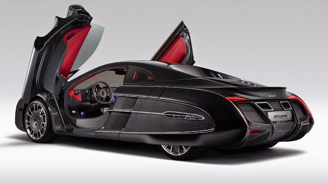 Fondo de Pantalla McLaren X-1 concept