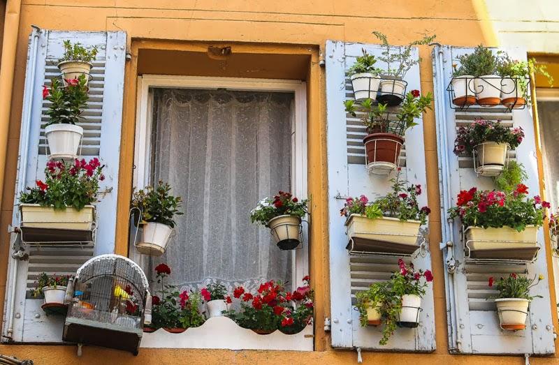 Il mio mondo scrap finestre e porte provenzali - Finestre provenzali ...