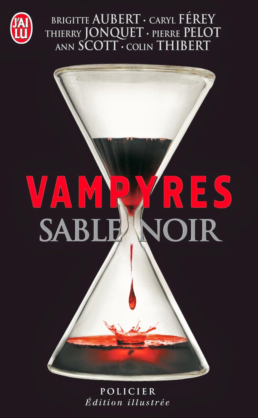 vampyres ferey aubert j'ai lu