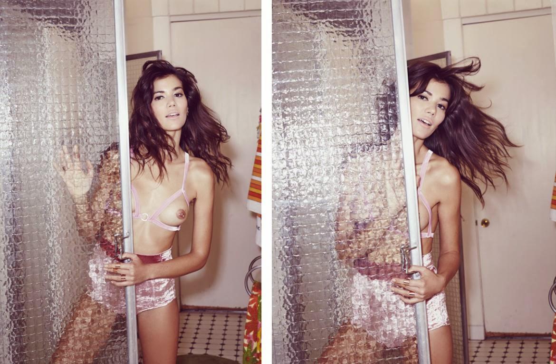 Thania peck nude