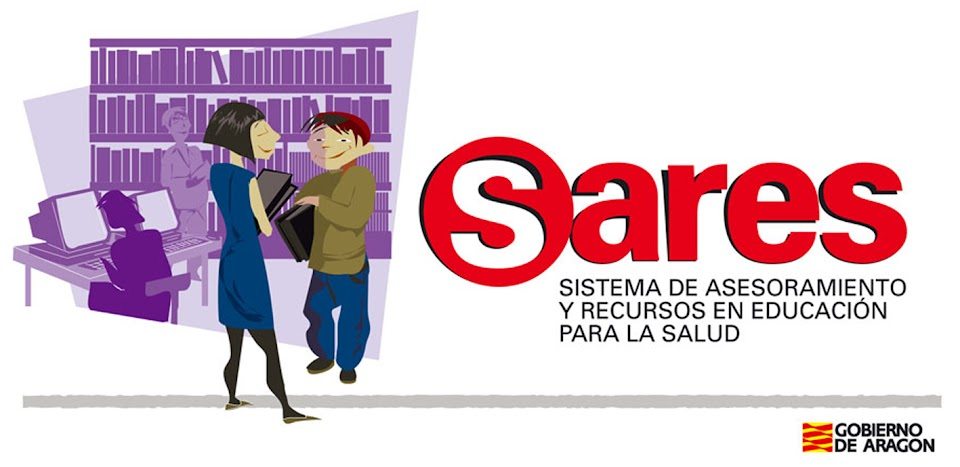 SARES Aragón: Promoción y educación para la salud