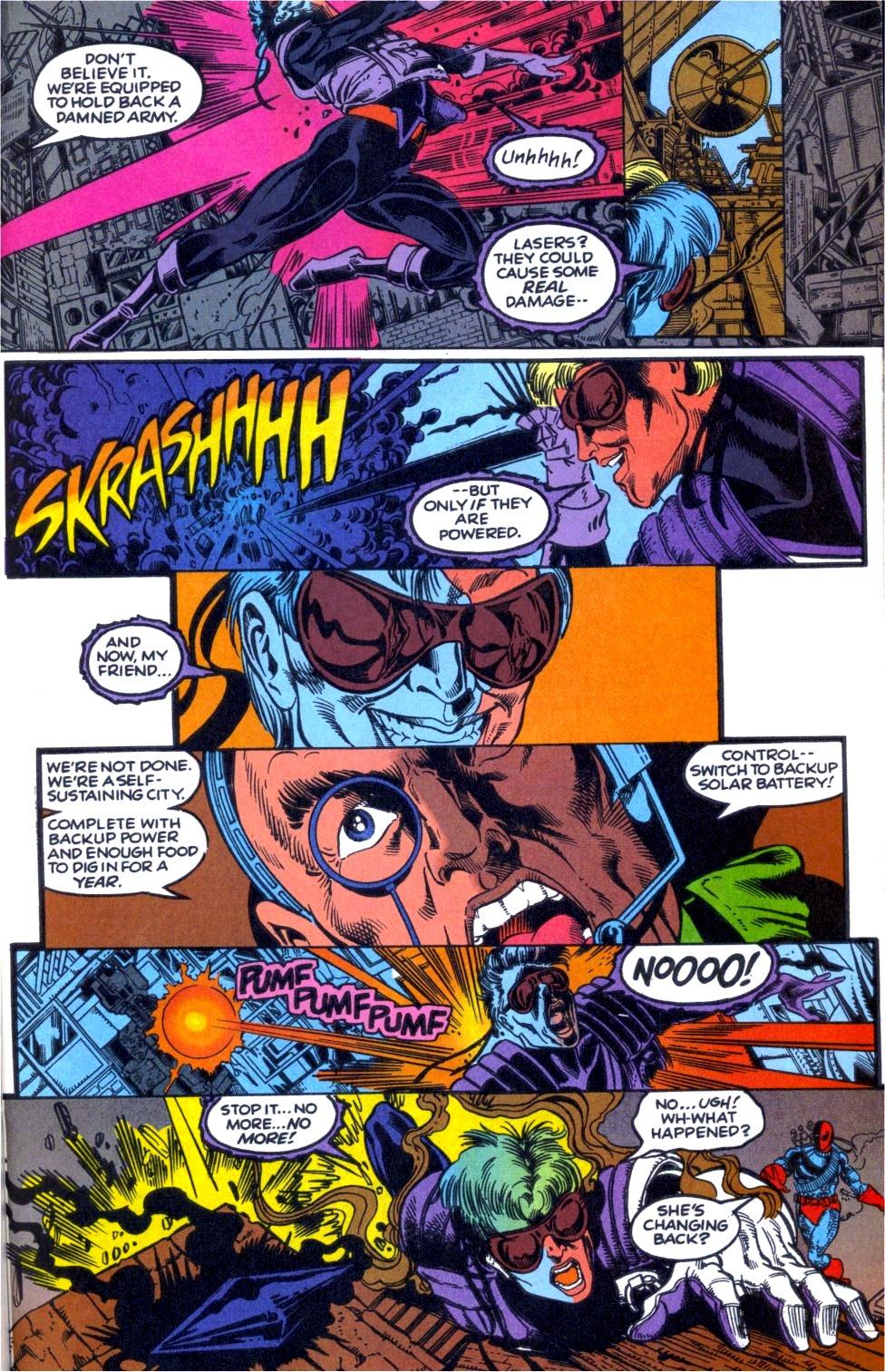 Deathstroke (1991) Annual 1 #1 - English 48