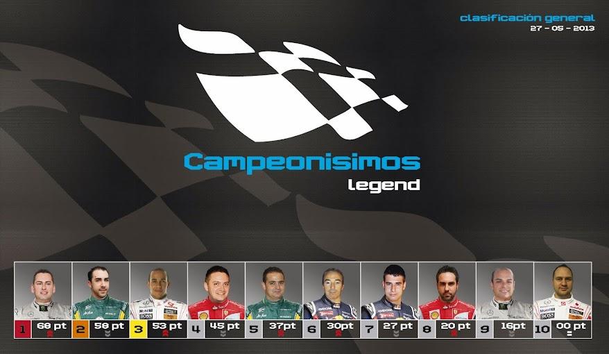 Campeonisimos 2011 3ª Ed.