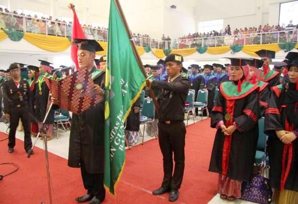 990 Sarjana Baru UIN Bandung Diwisuda Pgs Rektor